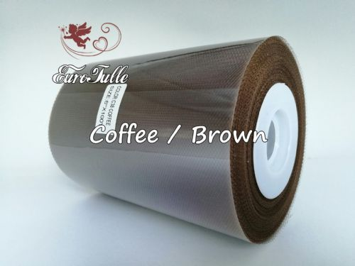 Coffee  Brown  Nylon 100 Y/ C38